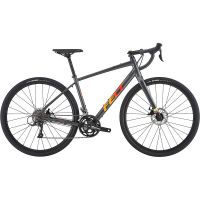 Felt Broam 60 Adventure Road Bike 2019 - Matt Obsidian - 56cm (22