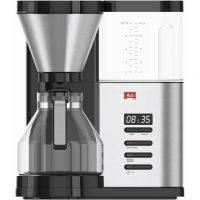 Melitta Aroma Elegance Deluxe 6759689 Filter Coffee Machine with Timer - Stainless Steel