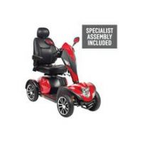 Cobra Mobility Scooter Class 3 - Red