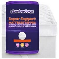 Slumberdown Support 5cm Mattress Topper - Kingsize