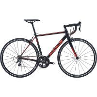 Fuji SL-A 1.5 Road Bike 2020 - Satin Black - Red Orange - 54cm (21