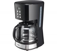 L14DCB19 Filter Coffee Machine - Black, Black