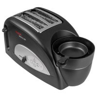 Tefal TT550015 Toast n Egg 2 Slice Toaster with Egg Poacher