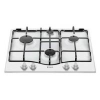 Hotpoint GC640SW 60cm NEW STYLE Gas Hob in White FSD