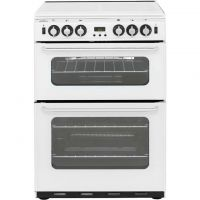 Newworld Newhome 600TSIDOM 60cm Gas Cooker with Electric Grill - White - A/A Rated