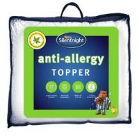 Silentnight Anti Allergy Mattress Topper - Double