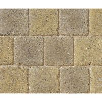 Marshalls Drivesett Deco Textured Block Mixed Size Paving Driveway Pack - Cotswold 10.367 m2
