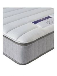 Silentnight Healthy Growth Miracoil Sprung Small Double Mattress - Firm