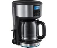 RUSSELL HOBBS Buckingham Fast Brew 20680SS Filter Coffee Machine - Brushed Stainless Steel