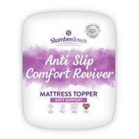 Slumberdown Anti Slip Comfort Mattress Topper - Double