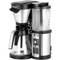 Ninja Coffee Bar CF060UK Filter Coffee Machine with Timer - Black / Stainless Steel