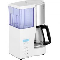 Melitta Optima Timer 6613655 Filter Coffee Machine with Timer - White