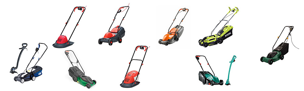 cheap lawnmowers from argos and bandq