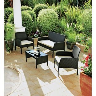 Cheapest Patio Table And Chair Sets From Argos B Q Wickes And Wilko