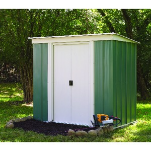Cheap sheds and the cheapest garden sheds from b q for Garden shed homebase